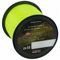 Berkley - Vlasec DIRECT CONNECT+ CM50 600m 0,34mm Žlutý