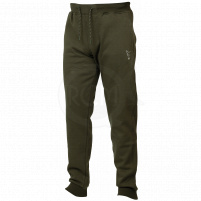 FOX - Kalhoty (tepláky) Joggers zeleno/stříbrné 2019