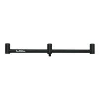 SPRO - Hrazda hliníková C-TEC buzzer bar na tři pruty 36cm - černá
