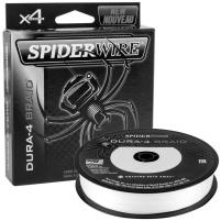 SPIDERWIRE - Šňůra DURA 4, 0,17mm, 15kg - 150m, bílá
