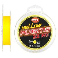 WFT - PLASMA Round Žlutá 0,18mm/22kg/150m
