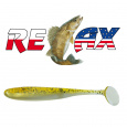 Relax - Gumová nástraha Bass 3 - blister 4ks - 8,5cm