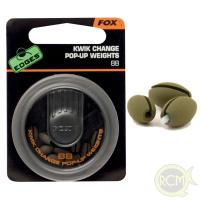 Fox - Rychlovýměnné zátěže Kwik Change Pop-up Weights