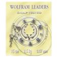 Stan-Mar - WOLFRAM leaders 15cm/10kg