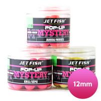 JET FISH - POP UP Boilie MYSTERY 12mm - Super Spice
