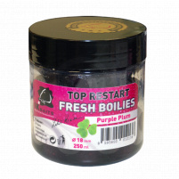 LK Baits Fresh Boilie TopRestart Purple Plum 18mm 250ml