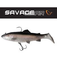SAVAGE GEAR - Nástraha Trout rattle shad 12,5cm / 80g - Rainbow