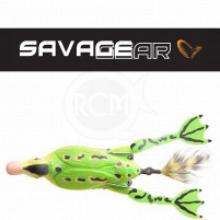 SAVAGE GEAR - Wobler 3D Hollow duckling weedles floating 10cm / 40g - fruck