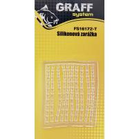 GRAFF - Zarážky silikonová - transparetní