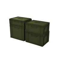 Aqua Products Aqua Uzavíratelný stohovatelný box - Staxx 15 ltr