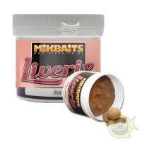 Mikbaits - Trvanlivé obalovací těsto Liverix 200g