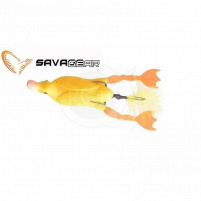SAVAGE GEAR - Wobler 3D Hollow duckling, weedles floating 7,5cm / 15g - yellow