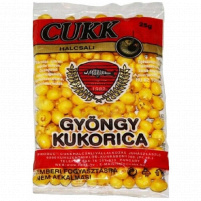 CUKK - Foukaná kukuřice 25g - Med