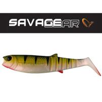 SAVAGE GEAR - Umělá nástraha - Ripper Cannibal Shad 10cm/ 9g - Perch