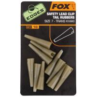 Fox - Převlek na závěsku Safety lead clip tail rubbers vel: 10