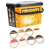 MIKBAITS - Kbelík 5L + samolepky