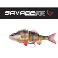 SAVAGE GEAR - Nástraha 4D Line thru perch 17cm / 63g - Perch