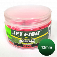 JET FISH - POP UP Boilie special carp baits 12mm - Red Spice