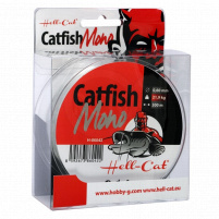 Vlasec Hell-Cat Catfish Mono Clear 0,60mm, 300m