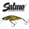 Salmo - Wobler Bullhead floating 4,5cm