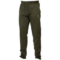 FOX - Kalhoty (tepláky) Joggers LW zeleno/stříbrné