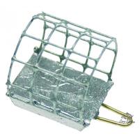 Carp System - Krmítko feedrové kulaté mini