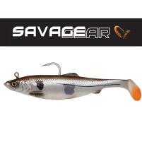 SAVAGE GEAR - Nástraha Herring big shad (jigg+2x výměnné tělo) 25cm / 300g