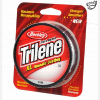 Berkley - Vlasec Trilene XL smooth casting 270m 0,18mm Čirý