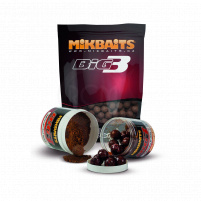 Mikbaits - Boilie BigB 1kg / 20mm - Broskev/Black Pepper