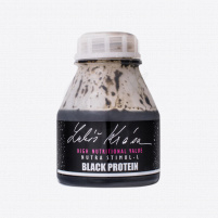 LK Baits Lukas Krasa Nutra Stimul -L Black Protein 200 ml