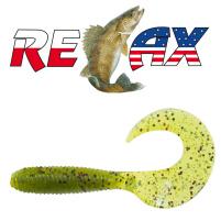 Relax - Gumová nástraha Twister 6 - Barva TL045 - sáček 2ks - 13cm