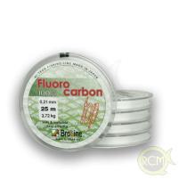 Broline - 100% Fluorocarbon - 0,34mm