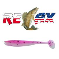 Relax - Gumová nástraha Bass 2,5 - Barva L519 - blister 4ks - 6,5cm