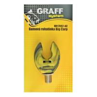 GRAFF - Rohatinka gumová Big Carp anti/camo
