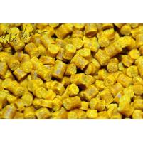 LK Baits kukuřičné pelety Corn Pellets 1kg, 4mm