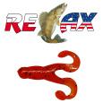 Relax - Gumová nástraha Turbo Frog 1 - blister 5ks - 4,5cm