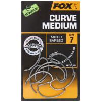 FOX - Háčky Arma point CURVE SHANK MEDIUM vel. 6