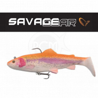 SAVAGE GEAR - Nástraha Trout rattle shad 12,5cm / 80g - Golden Albino