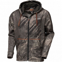 PROLOGIC - Mikina Real tree fishing zip hoodie camo vel. XL