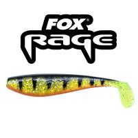 Fox Rage - Gumová nástraha Zander pro shad ultra UV 10cm - Perch