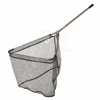 Giants fishing Podběrák Strong Alu Rubber Landing Net 2,5m, 70x70cm