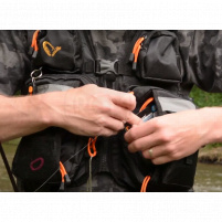 SAVAGE GEAR - Přívlačová vesta Hitch Hiker Fishing Vest One size
