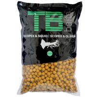 TB baits - Boilie 10kg / 20mm - scopex/squid