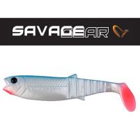 SAVAGE GEAR - Umělá nástraha - Cannibal Shad 10cm / 9g - Blue pearl