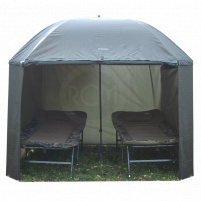 SURETTI - Deštník s bočnicí full cover 2man 3,2m