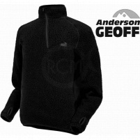 Geoff Anderson - Mikina Thermal 3 pullover - černý