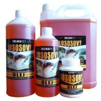 DELIKA - PET - Lososový olej Fish OIL 500 ml