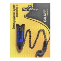 GRAFF - Řetízkový signalizátor Dynamic - modrý