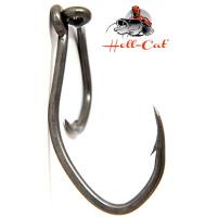 Hell-Cat - Jednoháčky Catfish vel : 5/0 - 3ks