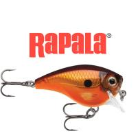 RAPALA - Wobler BX Brat 5cm ( Krátká lopatka )